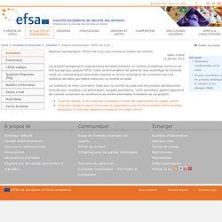 EFSA News in brief: Régimes hypocaloriques: l'EFSA met à jour ses conseils en matière de nutrition