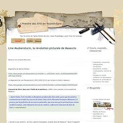 L'Histoire des Arts en Hypokhâgne » Blog Archive » Line Muckensturm, la révolution picturale de Masaccio