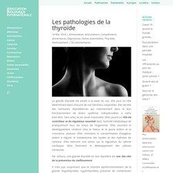 Traitements naturels contre l'hypothyroïdie et l'hyperthyroïdie