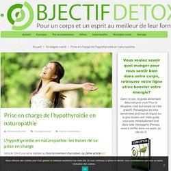 Prise en charge de l'hypothyroïdie en naturopathie