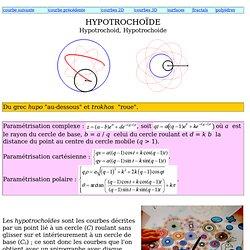 Hypotrochoïde
