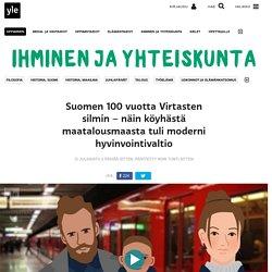Suomen 100 vuotta Virtasten silmin – näin köyhästä maatalousmaasta tuli moderni hyvinvointivaltio