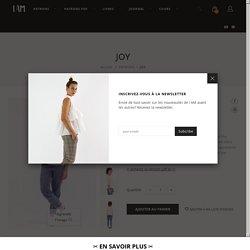 I AM Joy - patron de couture