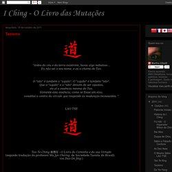 I Ching - O Livro das Mutações: Taoismo
