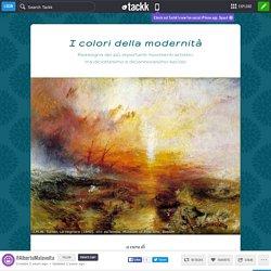 I colori della modernità
