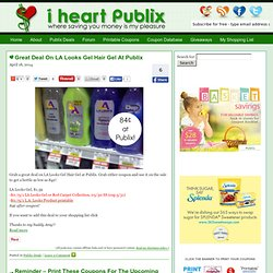Publix Weekly Ad | BOGO deals | Coupons | I Heart Publix