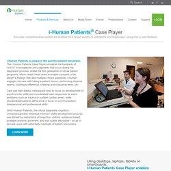 i-Human Patients Player