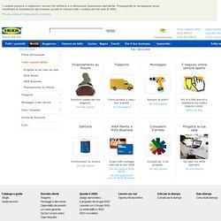 I nostri servizi - IKEA Business