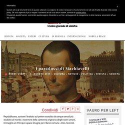 I paradossi di Machiavelli