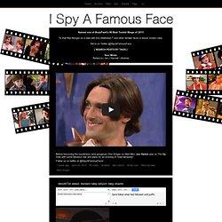 I Spy A Famous Face