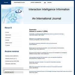 I3 Journal