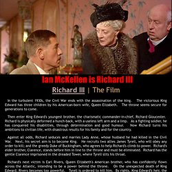 Richard III- The Film