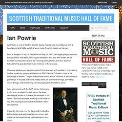Scottish Traditional Music Hall of Fame