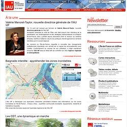 IAU - Entre projets et stratégies