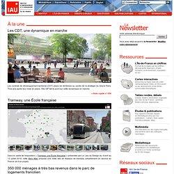 IAU - Les leviers de l'attractivité des métropoles : exemples in
