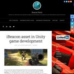 iBeacon asset in Unity game development - iBeacon Retail