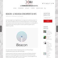 iBeacon : le nouveau concurrent du NFC
