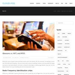 iBeacons vs. NFC and RFID