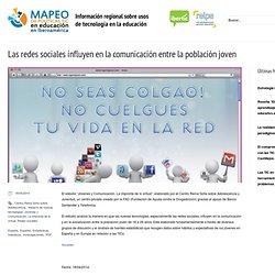 MAPEO de Políticas TIC en Educación en Iberoamérica. » » Las redes sociales influyen en la comunicación entre la población joven