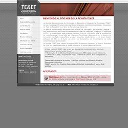 Revista Iberoamericana de Tecnología en Educación y Educación en Tecnología