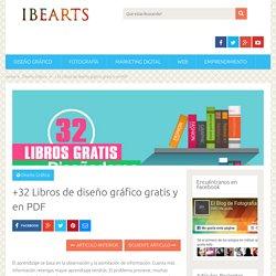 +32 Libros de diseño gráfico gratis y en PDF - Centro Iberoamericano de Artes digitales. Blog
