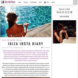 Ibiza insta diary - Lovely Pepa by Alexandra