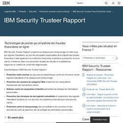 IBM Security Trusteer Rapport