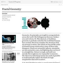 100 - Fractal Geometry