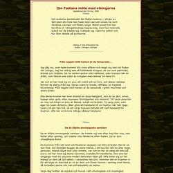 Ibn Fadlans möte med vikingarna