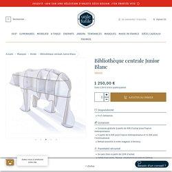 Ibride - Bibliothèque centrale Junior Blanc