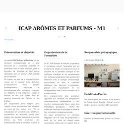 ICAP Arômes et Parfums - M1