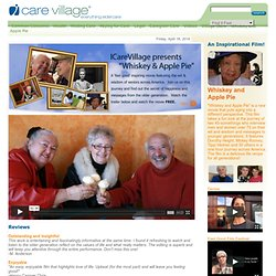 i care village: everything eldercare
