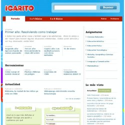 La Tercera::Icarito - Enciclopedia Virtual