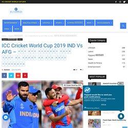 ICC cricket world cup 2019 IND Vs AFG – मैच में आक्रामक अपील करने पर विराट पर लगा भारी जुर्माना