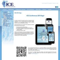 ICE 2012 App