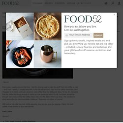 Iced Coffee 101 - Blog - food52 - food community, recipe search and cookbook contests