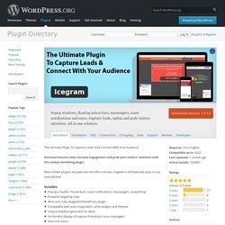 Icegram — WordPress Plugins