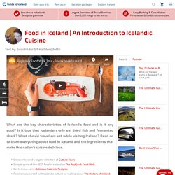 An Introduction to Icelandic Cuisine