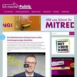 ICHMACHE > POLITIK