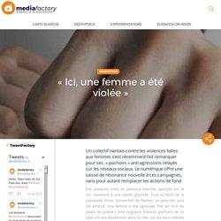 """""""Ici, une femme a été violée"""" - Mediafactory"""