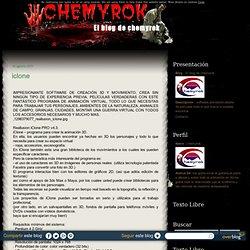 iclone - El blog de chemyrok