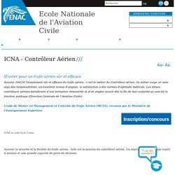 ICNA - Contrôleur Aérien