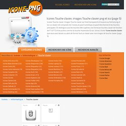 Icones Touche clavier, images Touche clavier png et ico (page 5)