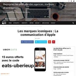 Les marques iconiques : La communication d'Apple - Il était une pub