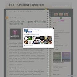 Best eBook for Magento Application Development