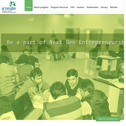 Entrepreneur courses , Entrepreneur Grooming Program