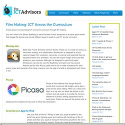 ICT across the curriculum with The ICT Advisors