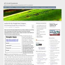 TomBarrett'sArchive for googleDocs