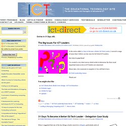 Articles - Educational Technology