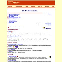 ICTeachers ICT Links